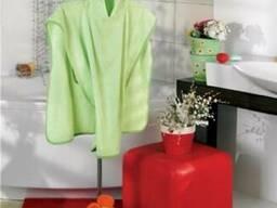 Полотенце-накидка с капюшоном