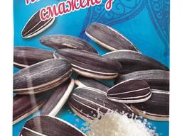 """""""Полтавське"""" насіння соняшника смажене з сіллю 170г"""
