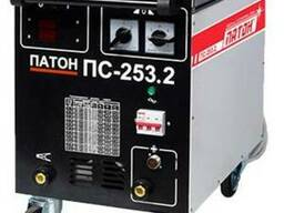 Полуавтомат двухкорпусной ПС-253. 2 DC MIG/MAG