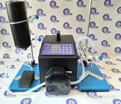 Комплект оборудования для точного разлива гель лаков DSP-60 3 - 30 мл