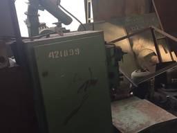 Полуавтомат заточной для фрезерных головок 3Б667