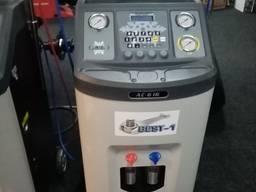Полуавтоматическая установка для обслуживания кондиционеров