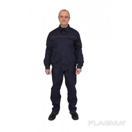 Куртка и полукомбинезон рабочий
