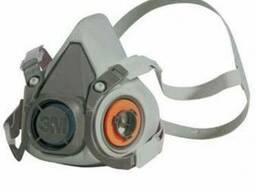 Полумаска защитная тм3М серия 6000