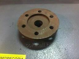 Полумуфта ведомая компрессора ПК-1. 75, ПК-3. 5, ПК-5. 25