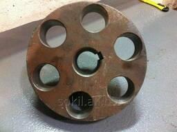 Полумуфта ведущая на компрессор ПКС-5. 25, ПКС-3. 5, ПКС-1. 75