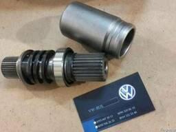Полуось правая Фольксваген VW T5, T6 - автомат, механика