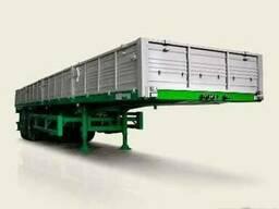 Полуприцеп маз-938660-044, 28 тонн