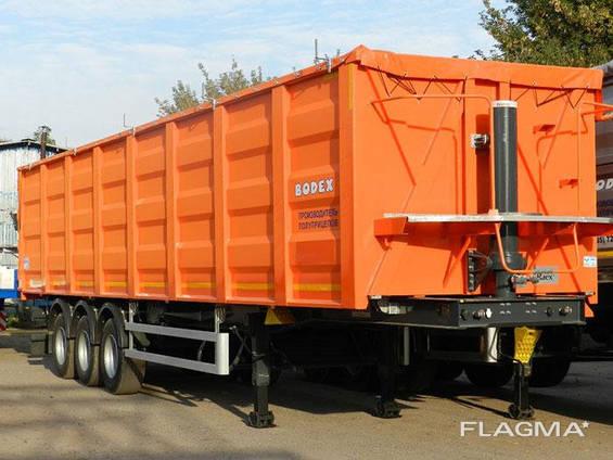 Полуприцеп самосвальный Bodex KIS 3WS 45-70 м³ зерновоз