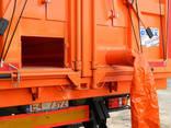 Полуприцеп самосвальный Bodex KIS 3WS 45-70 м³ зерновоз - фото 2