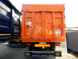 Полуприцеп самосвальный Bodex KIS 3WS 45-70 м³ зерновоз - фото 3