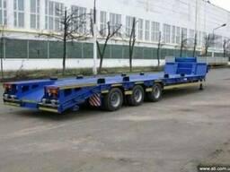 Полуприцеп-тяжеловоз МАЗ-997700-011
