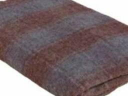 Полушерстяное одеяло 72% шерсти