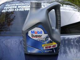Полусинтетическое моторное масло MOBIL SUPER 2000 X1 10w-40