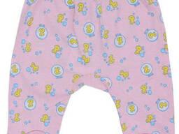 Ползунки Валери-Текс 0530-99-127-006-1 74 см Розовый