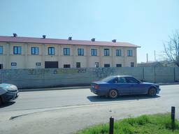 Помещение офисно-складское, Левый берег, красная линия