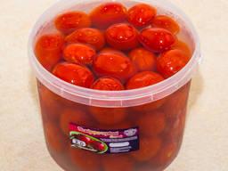 Помидор бочковой и помидор маринованный