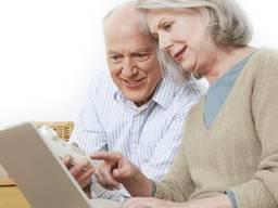 Помощь в оформлении пенсии