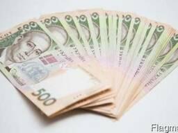 Помощь в получении кредита до 100000 гривен в Киеве