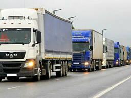 Грузовые перевозки Украина - Греция