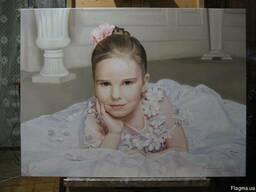 Поразительной красоты портреты маслом!Портрет на заказ Киев