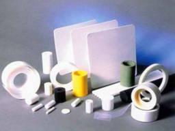 Порезка и изготовление деталей из полимеров.
