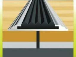 Порог алюминиевый уличный Р 50 47,5Х5Х1,4 М без цвета