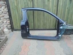 Порог стойка 3D Форд Ford Fiesta MK6 2002-2008