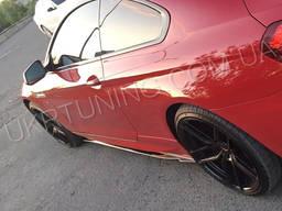 Пороги BMW 6 F12 F13 F06