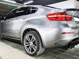 Пороги BMW X6 E71