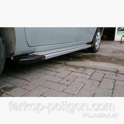 Пороги площадки для Mercedes Citan с 2013 г.