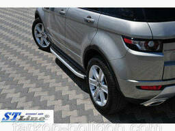 Пороги площадки для Range Rover Evoque с 2012 г.