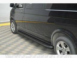 Пороги площадки для Volkswagen Transporter T5 (Multivan). ..