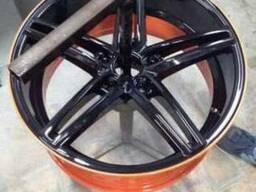 Порошковая покраска дисков и ремонт дисков