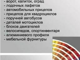 Порошковая покраска металла в Чернигове