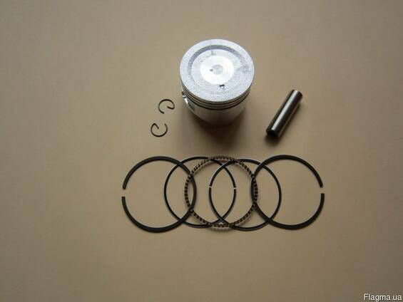 Поршень, кольца GX-100 на виброногу