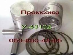Поршень, палец, кольца компрессора У-43102