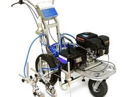 Поршневая разметочная машина на 2 поста G Pro -5090