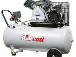 Поршневой компрессор 420 л/мин AirCast