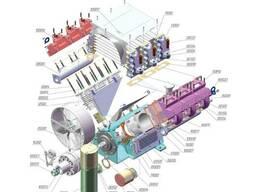 Поршневой компрессор бу ПКС-5,25 передвижной - фото 5
