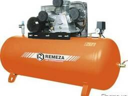 Поршневой компрессор повышенного давления Remeza 500л