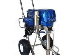 Поршневой окрасочный аппарат EP-450itx - Шпаклевка, огнезащита