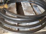 Поршневые кольца Sulzer 6TD48 (ВА34401, BA34402, BA34403) - фото 2