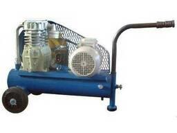 Поршневые компрессоры с производительностью до 0, 25 м3/мин