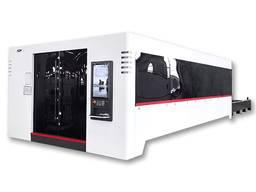 Портальна лазерна різка ADH серія LFH (закритий тип із змінним столом)