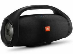 Портативная беспроводная JBL Boombox mini 3+ Black