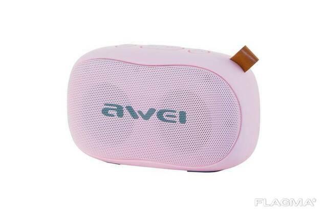 Портативная колонка Awei - Y900 Pink