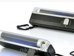 Портативная лампа Вуда с фонариком DL-01