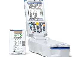 Портативный экспресс анализатор крови Epoc
