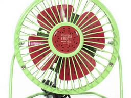 Портативный мини-вентилятор Fan Mini Sanhuai A18 Green +. ..